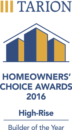 Homeowners' Choice Awards 2016
