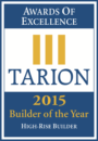 Tarion Builder of the Year 2015