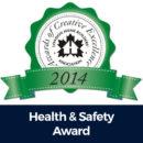 ACE 2014 Health & Safety Award