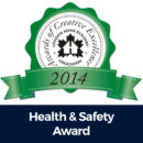 ACE 2014 Health & Safety Award