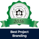 ACE 2016 Best Project Branding
