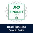 AOD 2019 Best High-Rise Condo Suite