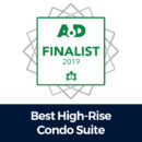 AOD 2019 Best High-Rise Condo Suite